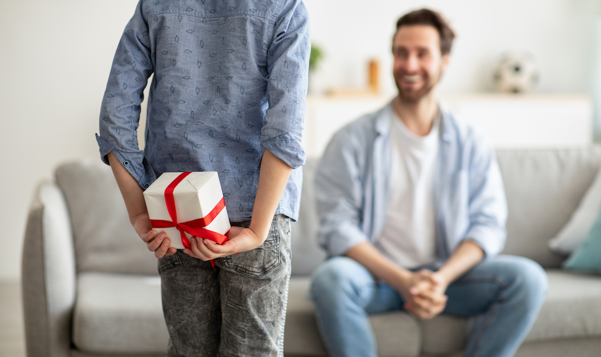 Dad dumbfounded by stepson's 'humiliating' Father's Day gift: 'I almost cried'