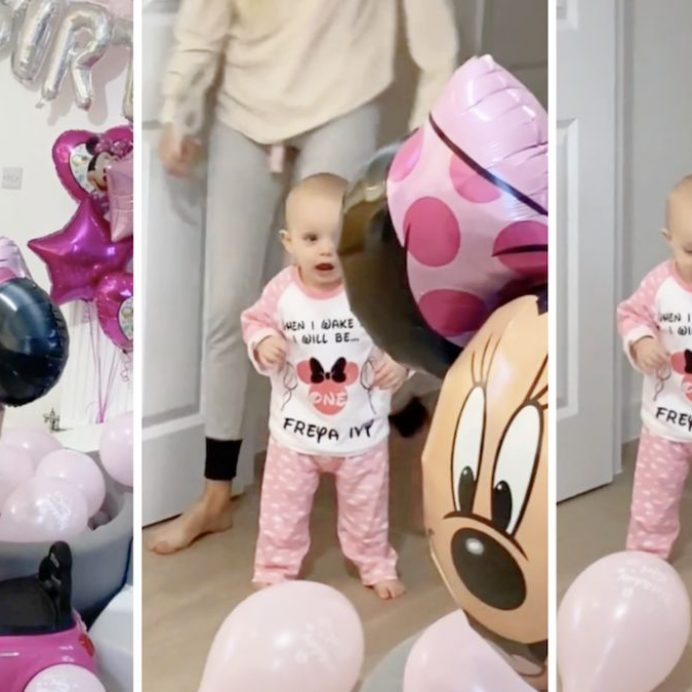 baby first birthday party