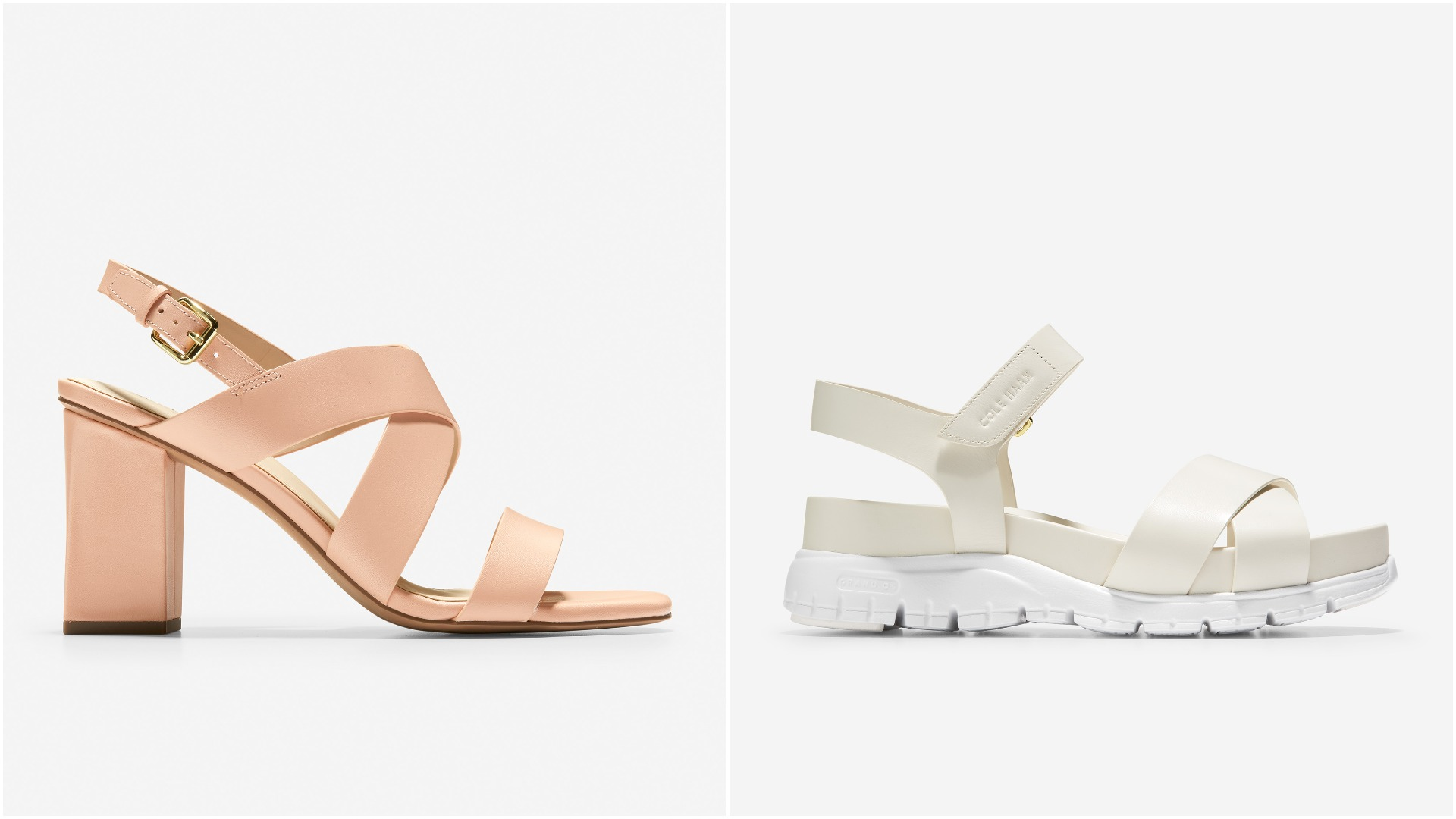 Tick, tock! You have 5 days left to save 30% on comfy Cole Haan sandals and sneakers for summer