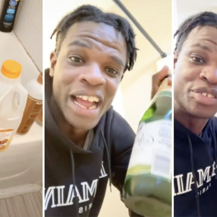 dad discovers 11 year old drinking mimosas in bathtub