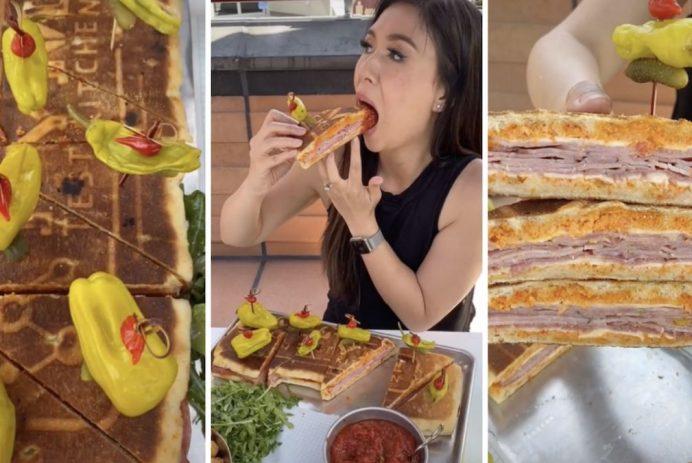 disney $100 sandwich