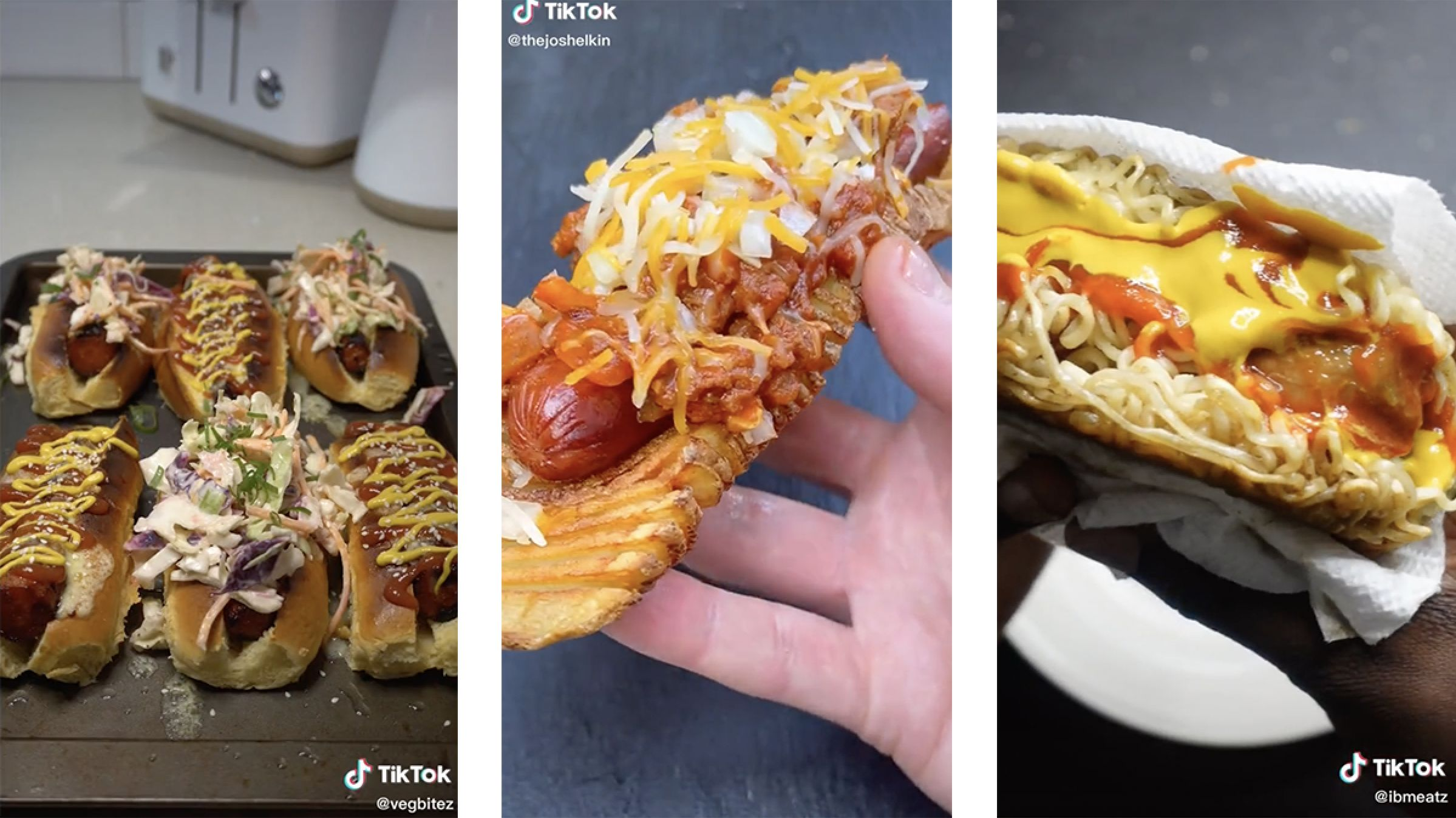 5 ways to level up hot dogs to make them extra delicious