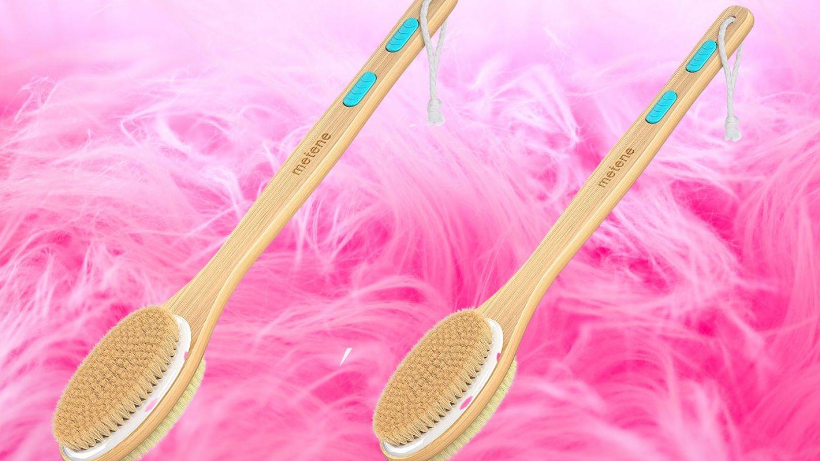 shower brush