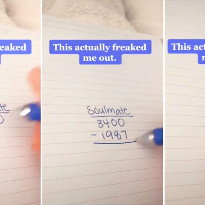 soulmate math trick