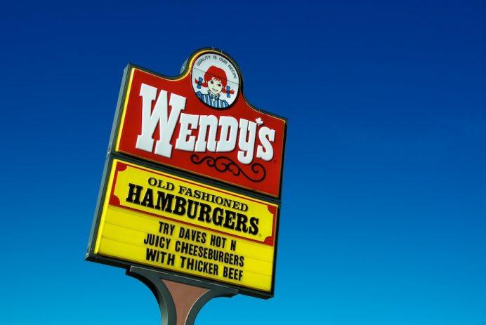 Wendy's Pringles flavor