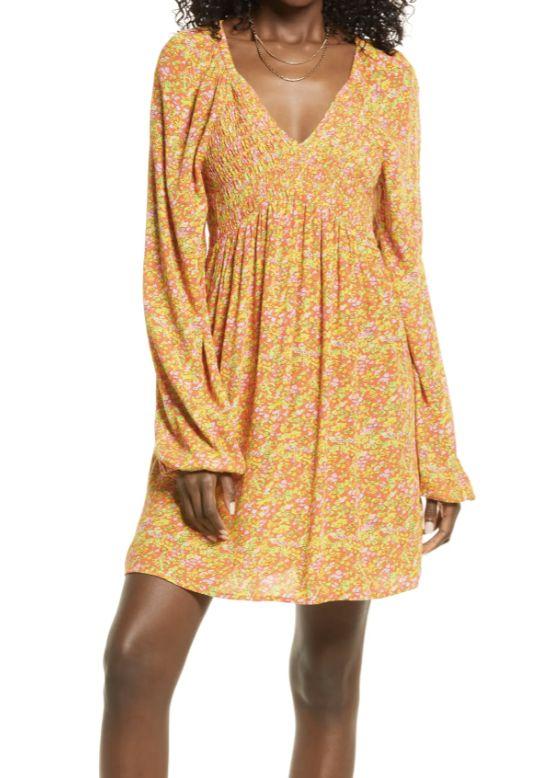 babydoll dress