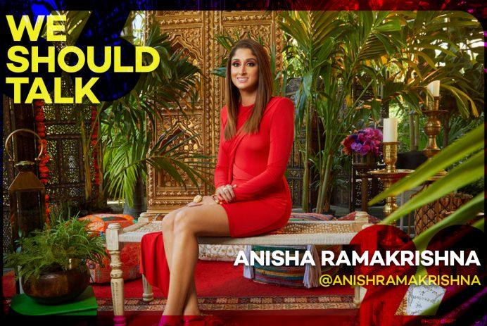 Anisha Ramakrishna