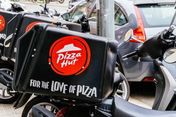 Pizza Hut Japan