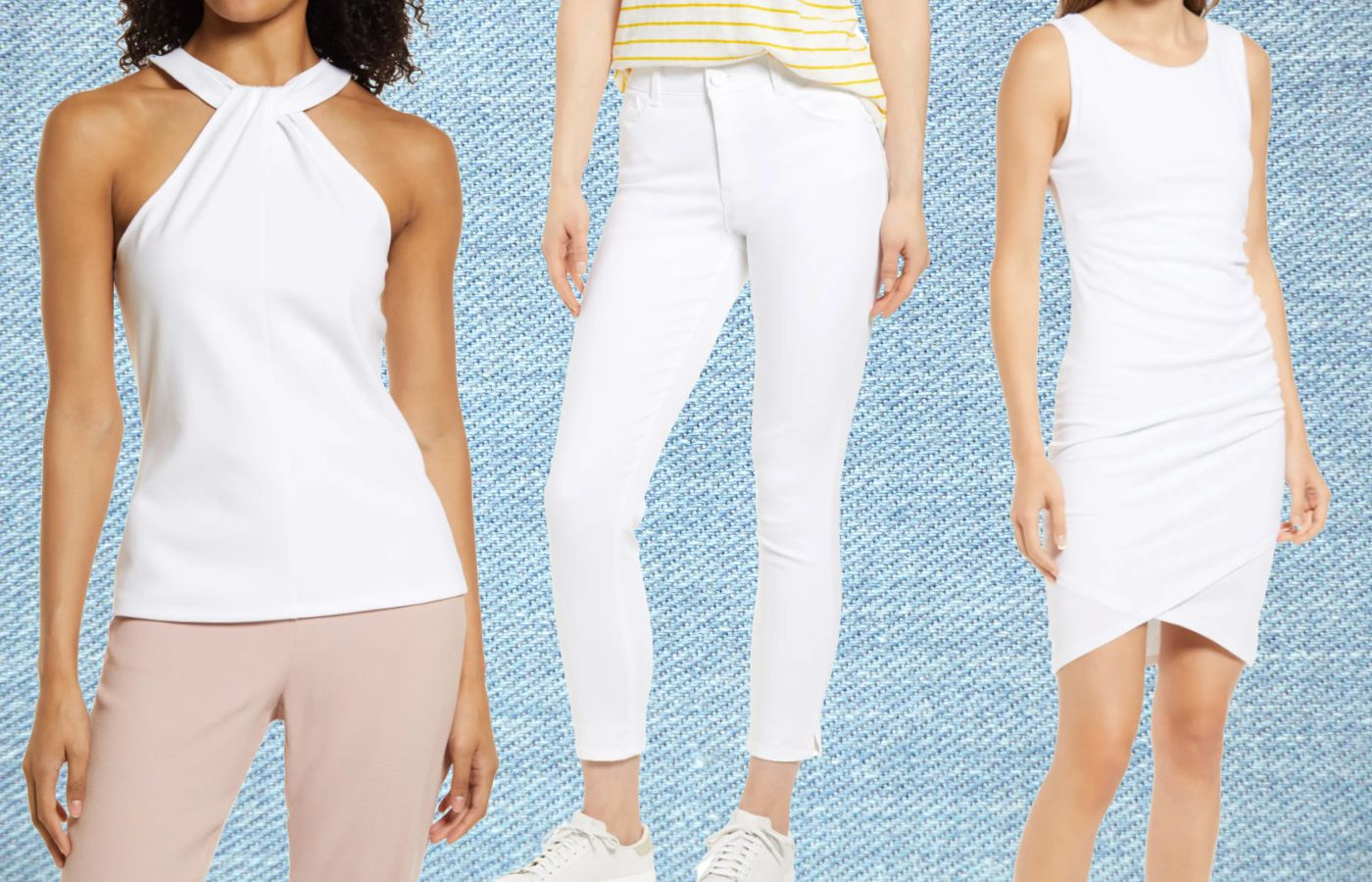 5 white wardrobe staples from Nordstrom you need for all your summer activities