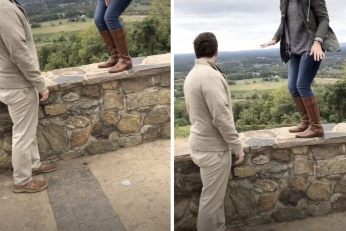mother-in-law proposal