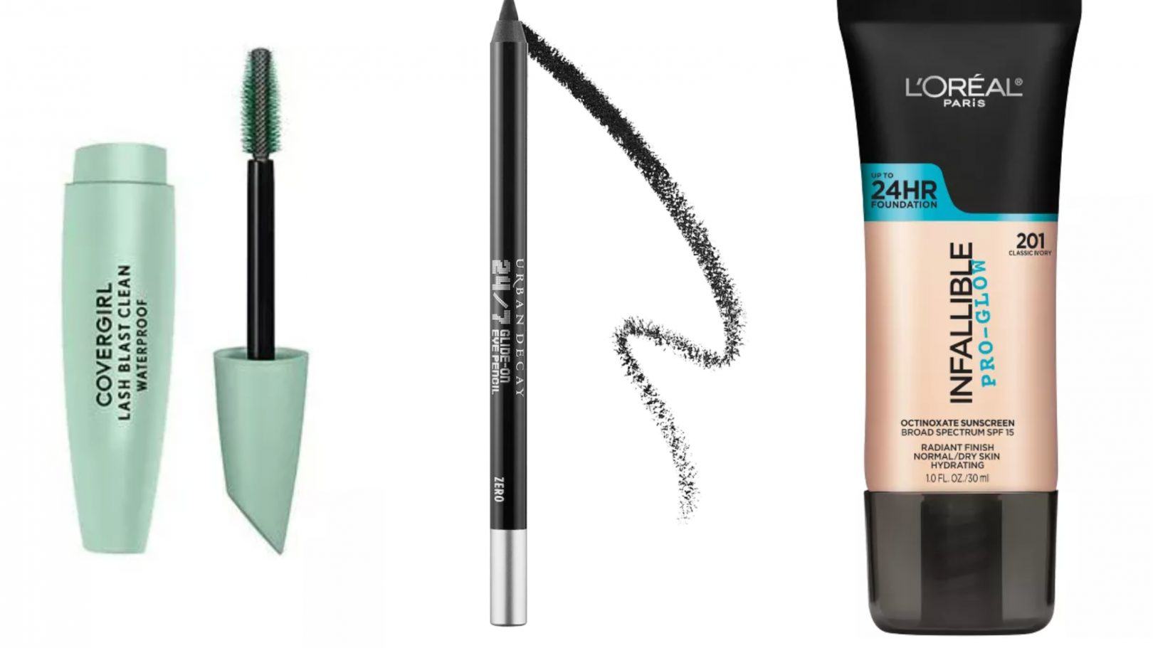 Sweat-proof makeup