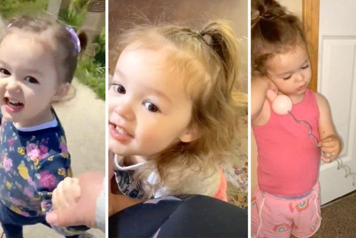toddler british accent reincarnated