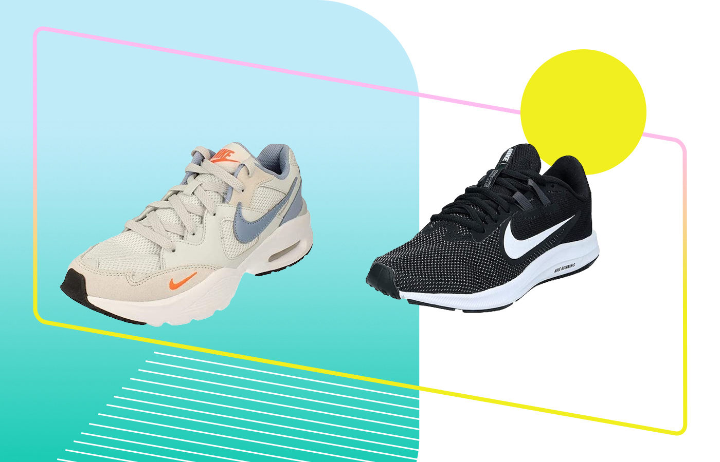 Psst! You can score Nike sneakers for less than $55 on Amazon