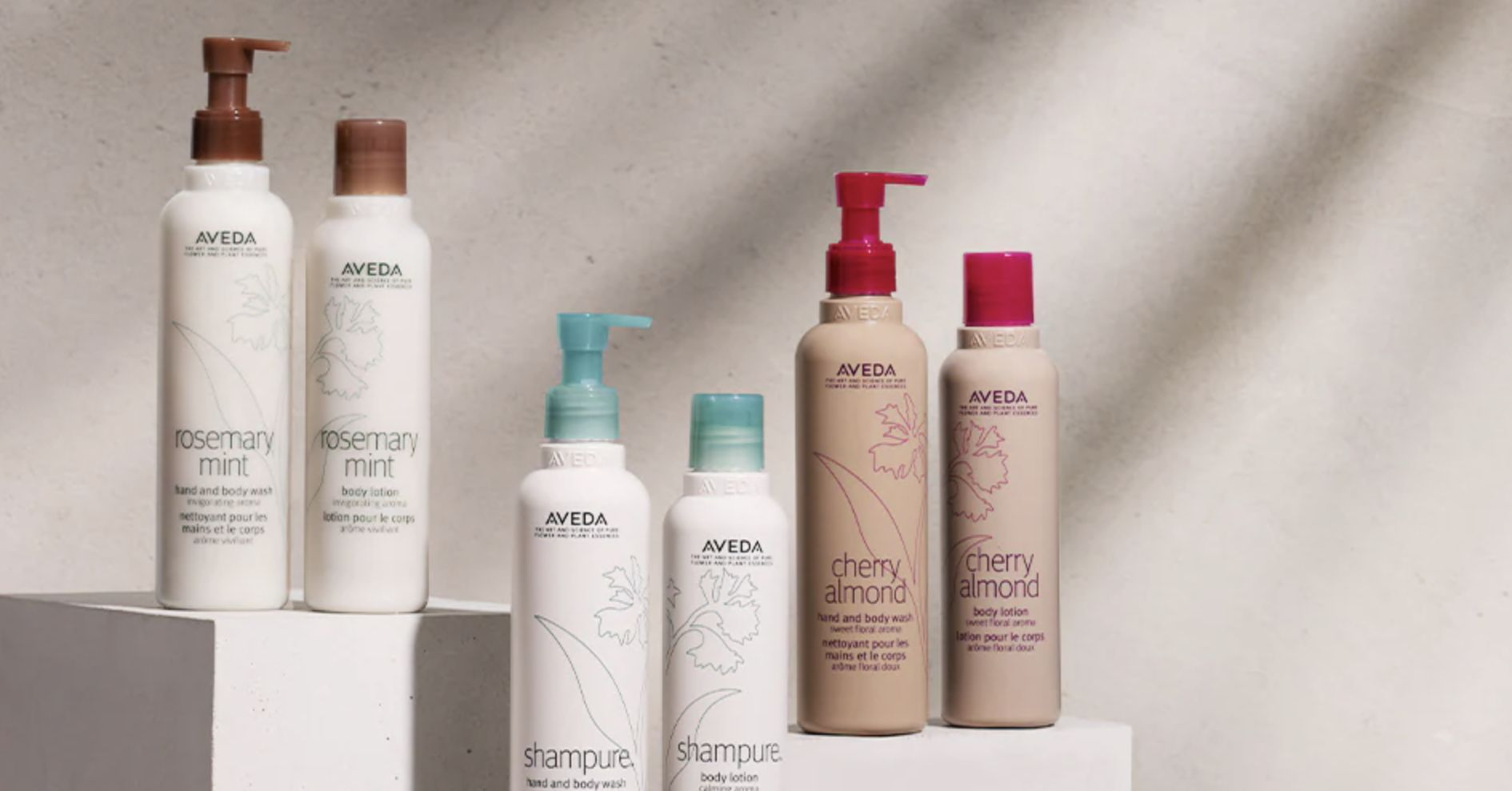 Aveda is having a big sale — so stock up while you can