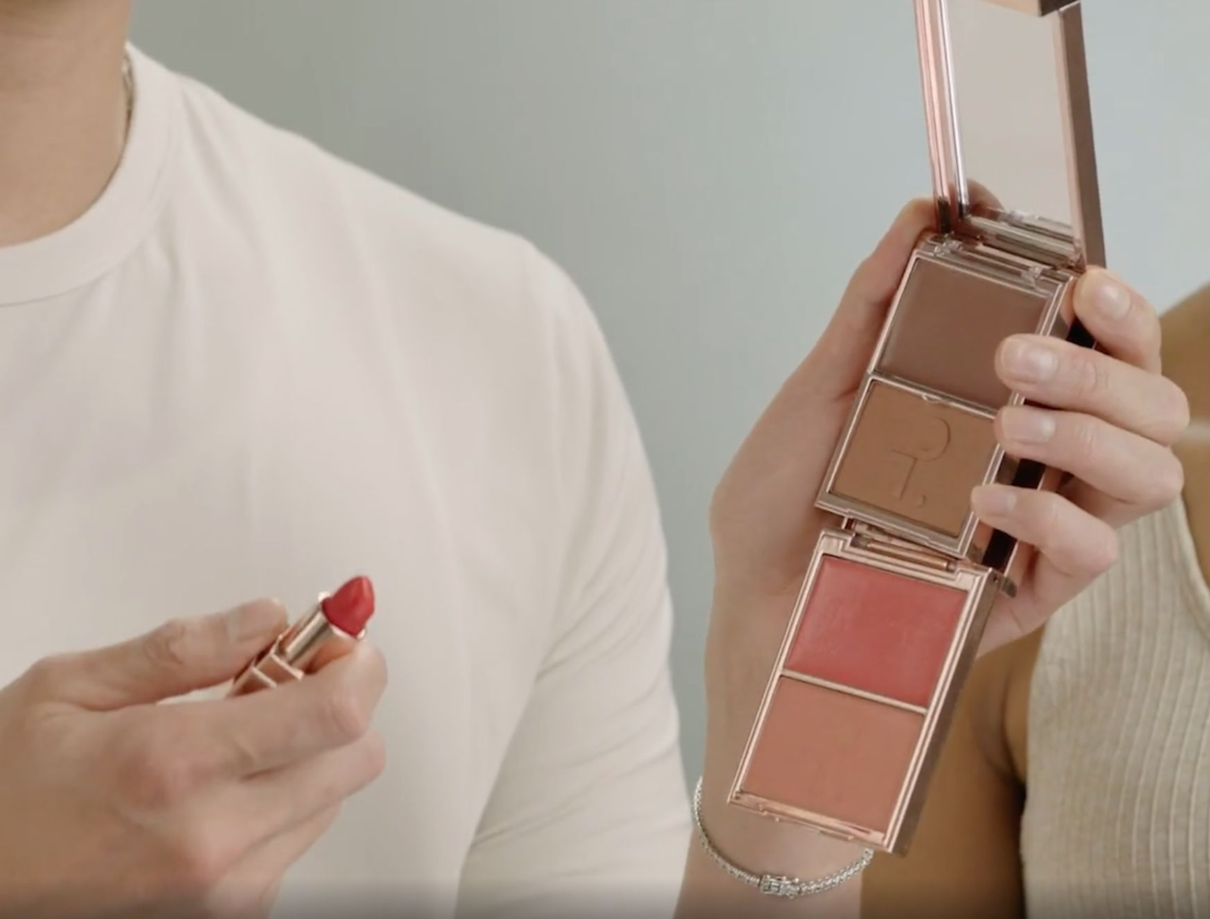 How to match your lipstick to your blush