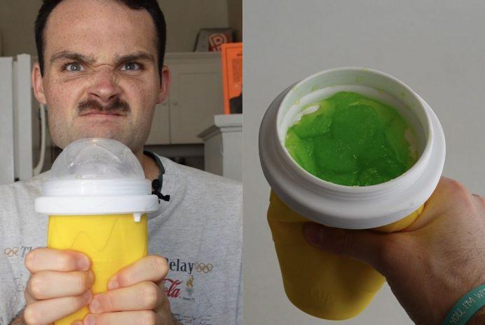 Slushy cup