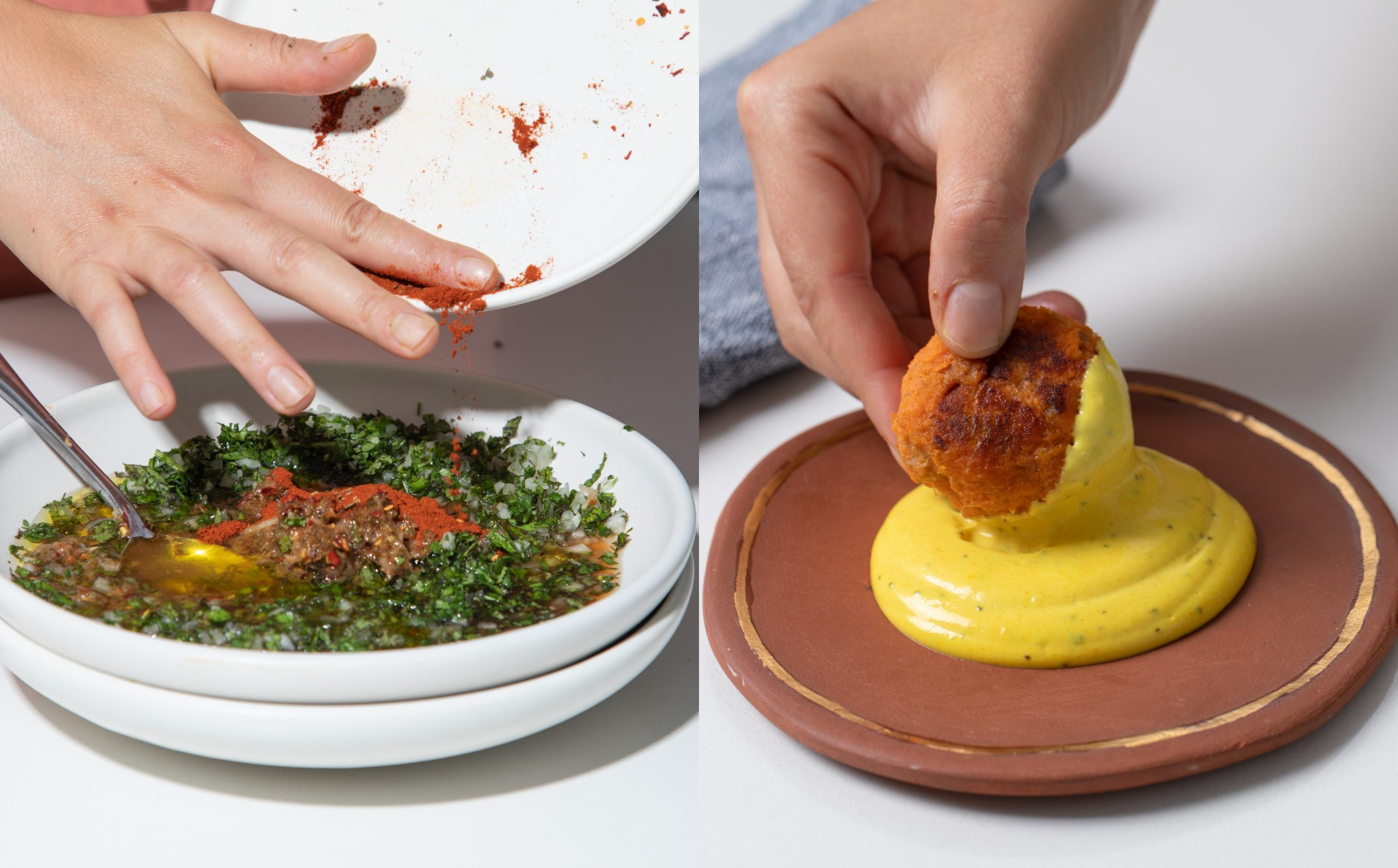 These 2 Latin America-inspired sauce recipes will change your life