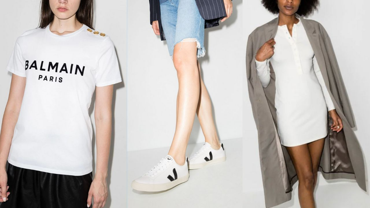 Get 15% off designer items at Farfetch, from Balmain to Marc Jacobs