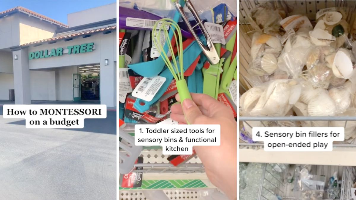 How to shop for sensory items on a tight budget