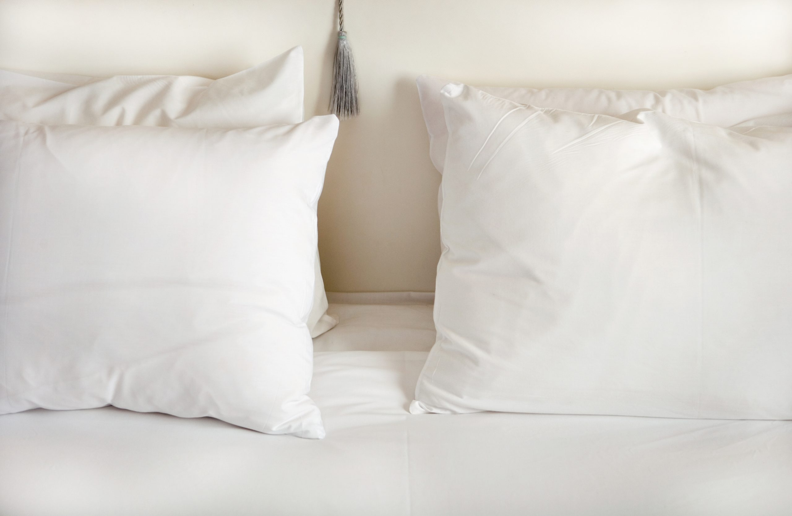 It's time to replace your old pillows! Bed Bath & Beyond has them on sale