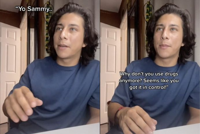 Sober Sammy