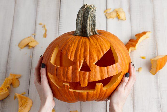 best way to carve a pumpkin